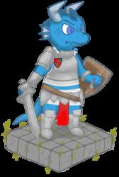 Tiny Dragon Knight