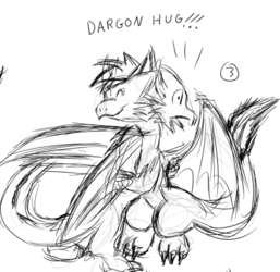 DARGON HUG by Virmir