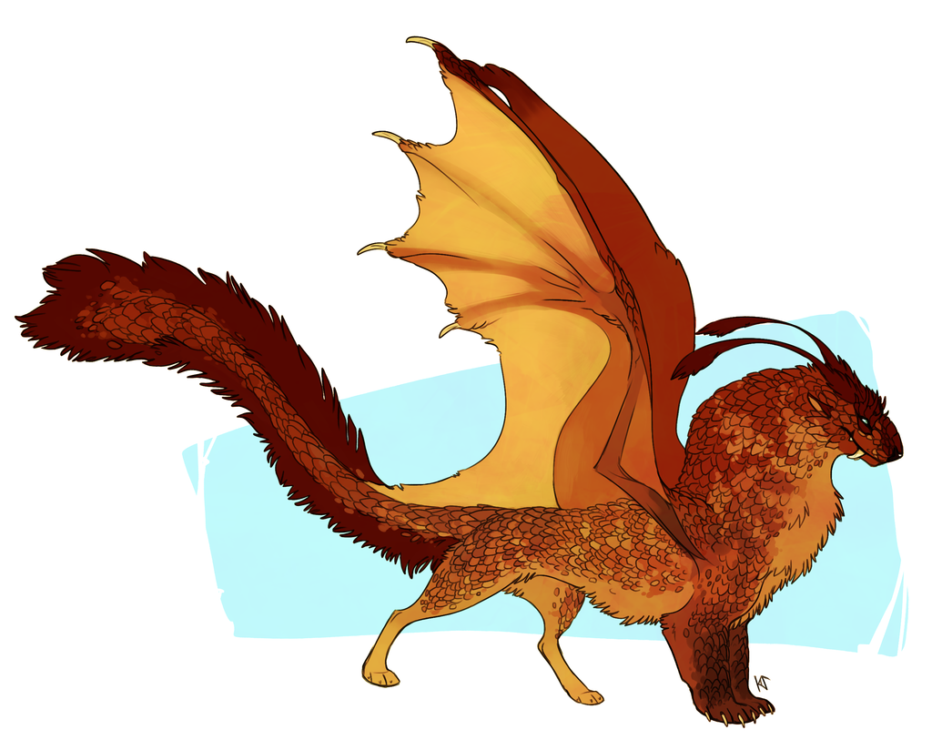 Featured image: Tora Dragon