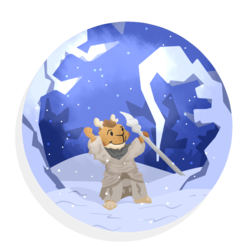 [Comm] Snowglobe for Edgar!