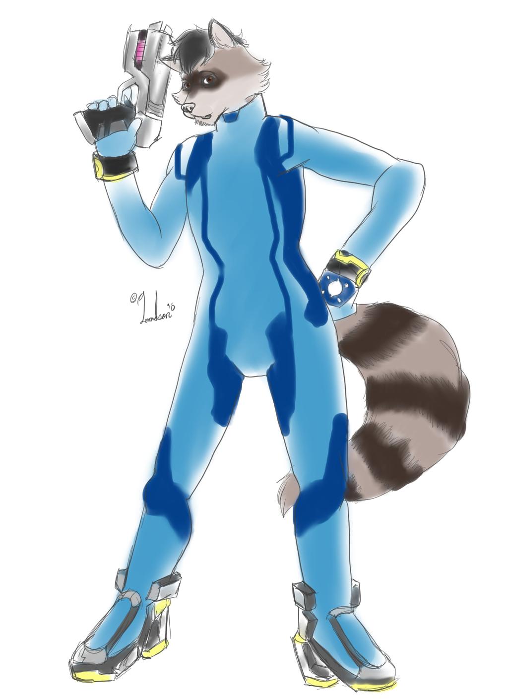 Zero Suit Xanrhen