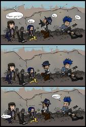 Fallout 3 - Holey Hawk, Batman