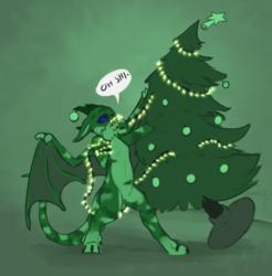 SketchComm - Ngarewyrd's Tree