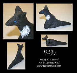 Wolfy Sculpt - For Arikla