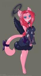 dark angel Kitty