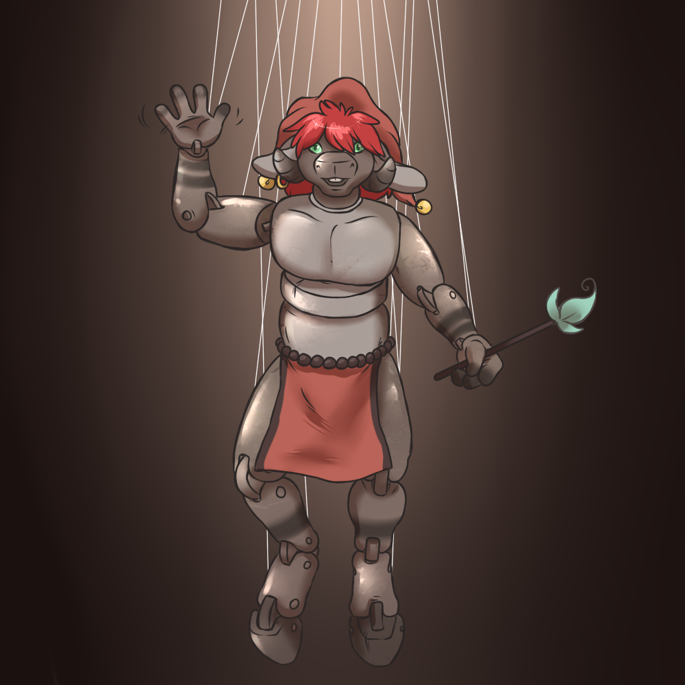Foolish Marionette [Commission]