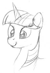 Twilight Sparkle (Sketch)