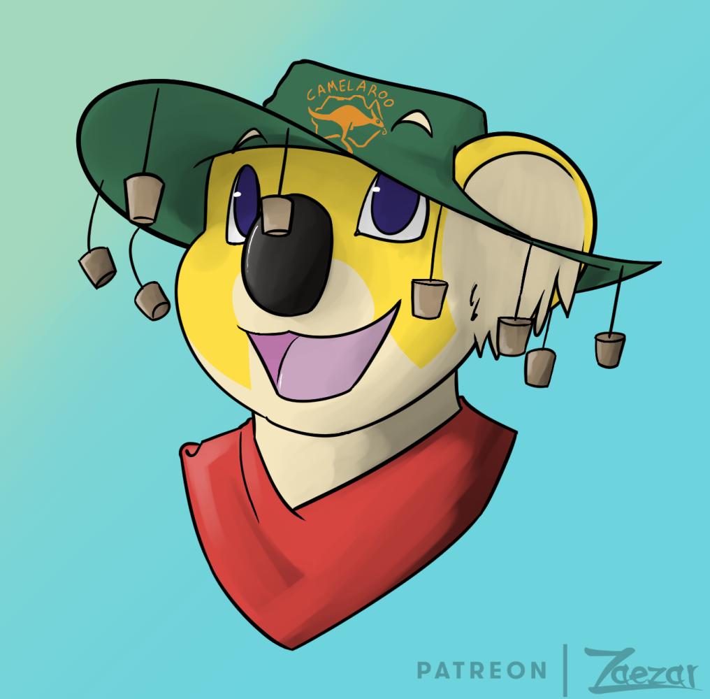 [Patreon] Jolly Koala
