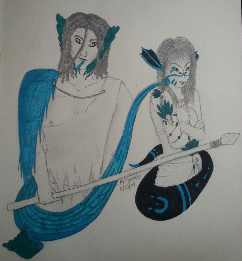 Andric and Midna