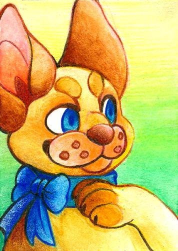 Tiny Frenchie