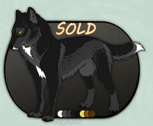 Canine Adopt #1 (CLOSED)