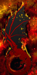 Iron Artist: Day 75 - Maxtheshadowdragon Dragon