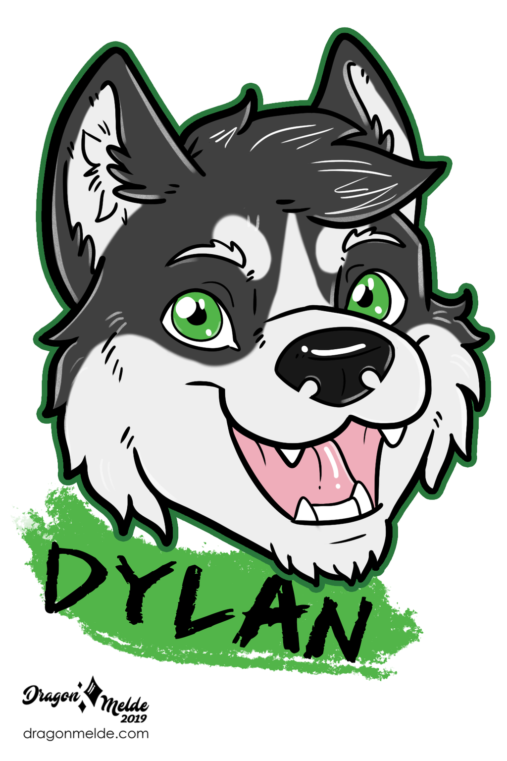 Dylan Badge