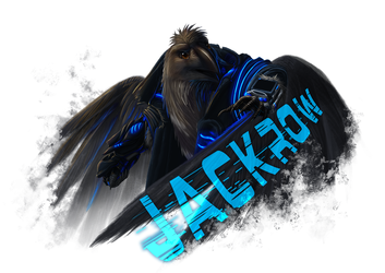 Jackrow conbadge 2013