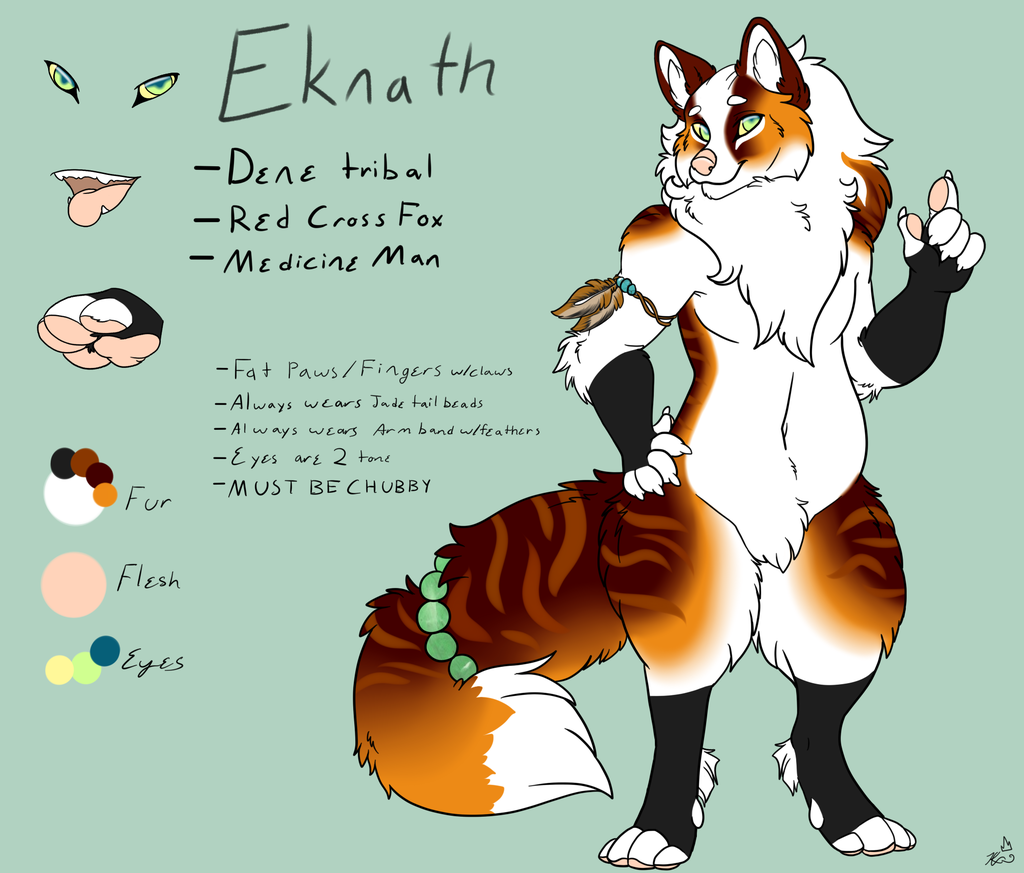 Eknath Ref Sheet