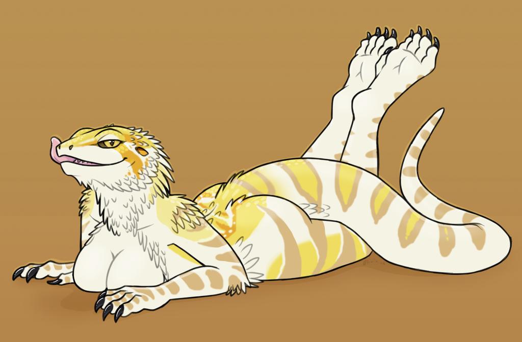 Lady Lizard