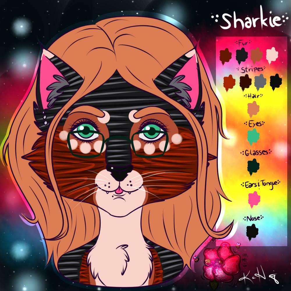 Sharkie in Space