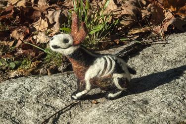 October Advent 27: Skeleton