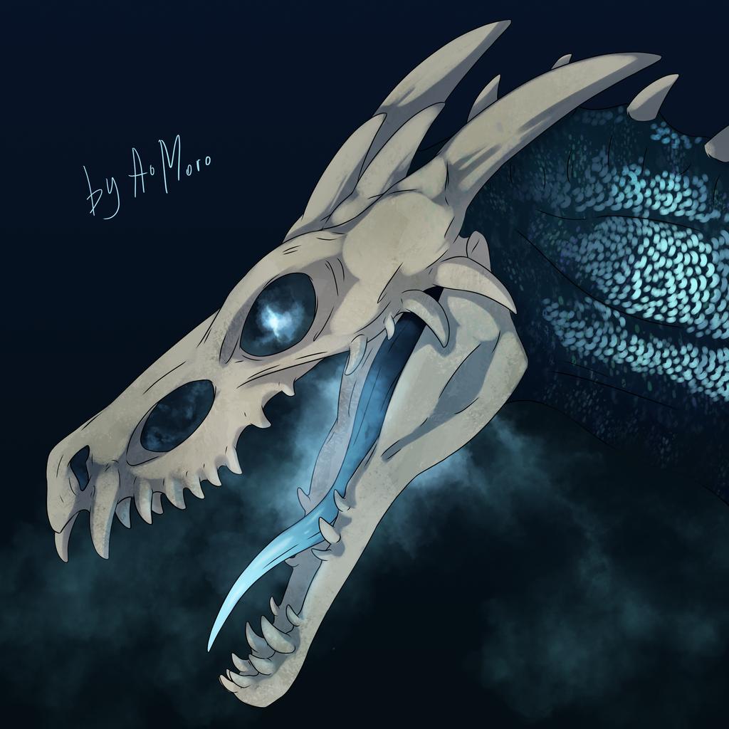Skull + SpeedPaint