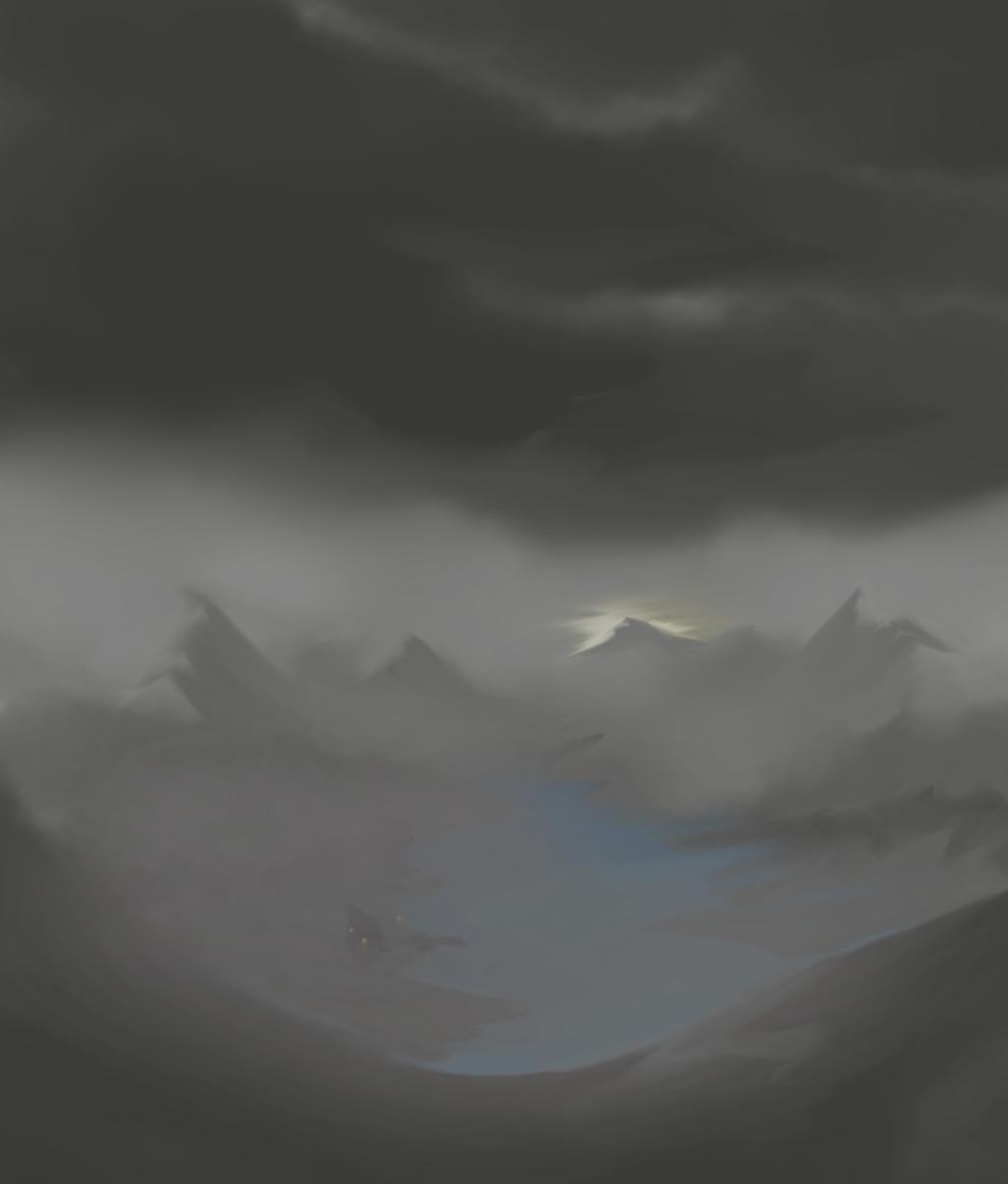 Most recent image: Generic landscape #37
