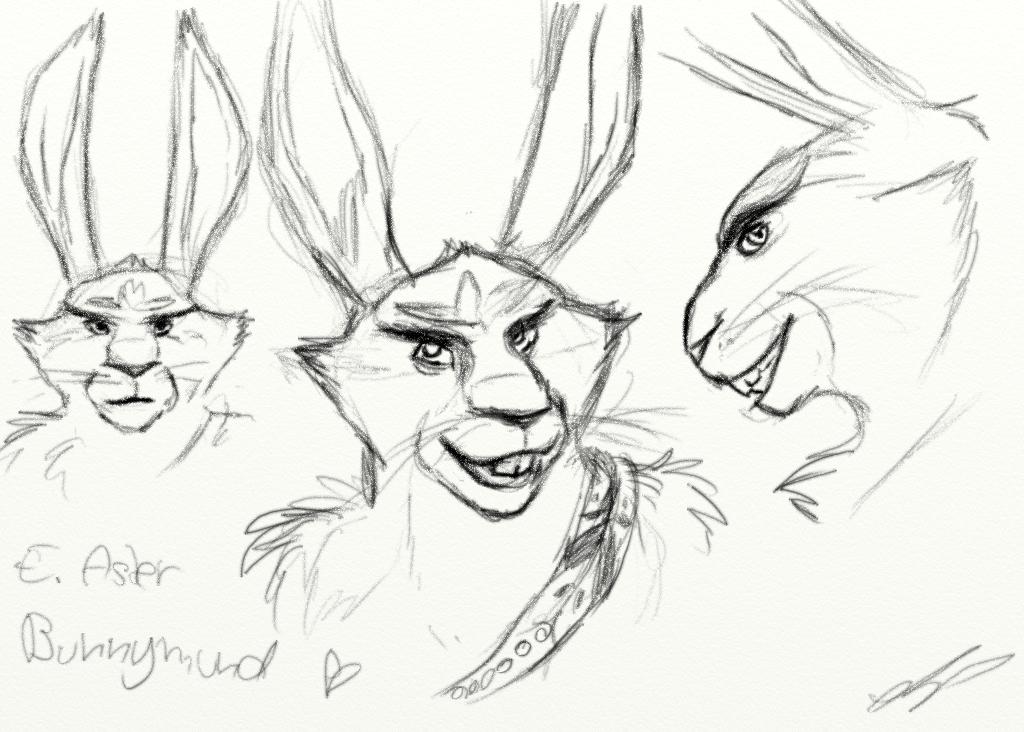 First ever Bunnymund!