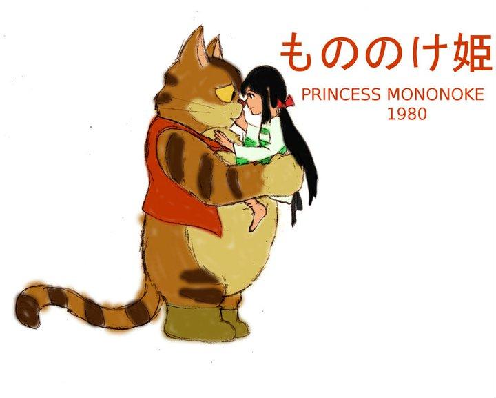 Mononoke Hime 1980