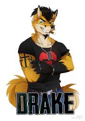 Drake badge