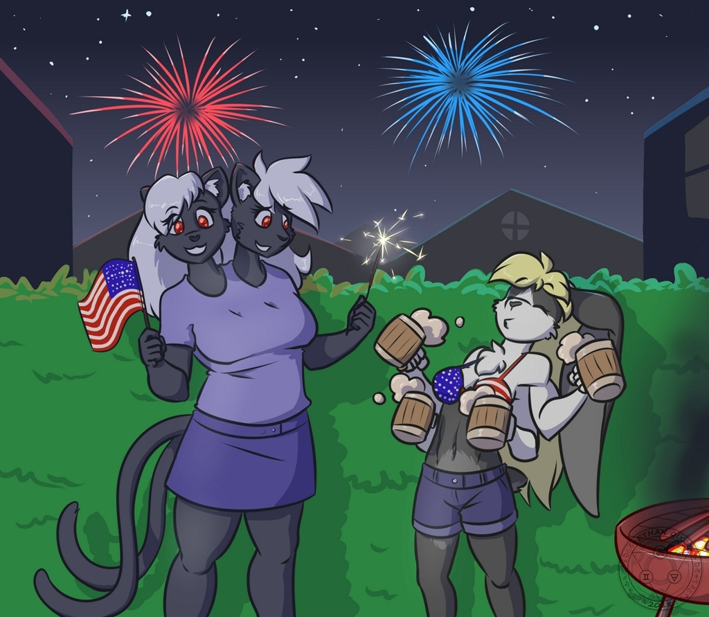 Most recent image: [Comm] Independence festivities