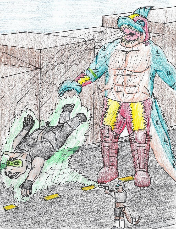 Vacuum Fight pt 2