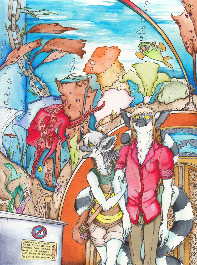Trip to the Aquarium