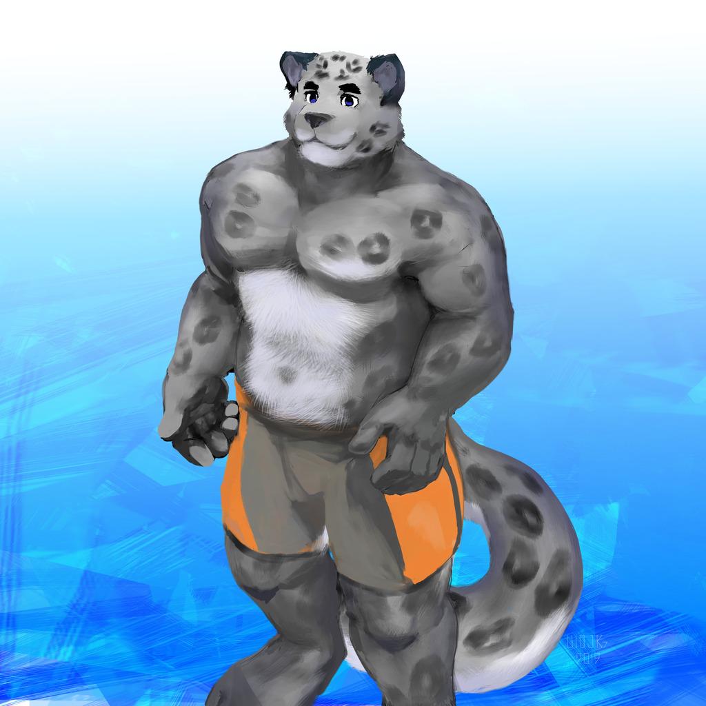 Most recent image: Snow leopard
