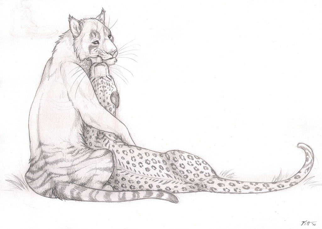 A Leopard's Keeper - by Autumn Sunrise