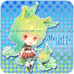 Auction : Merletto Doll Uceanes Species 1 [CLOSED]