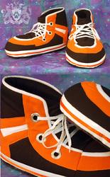 Fang Sneakers