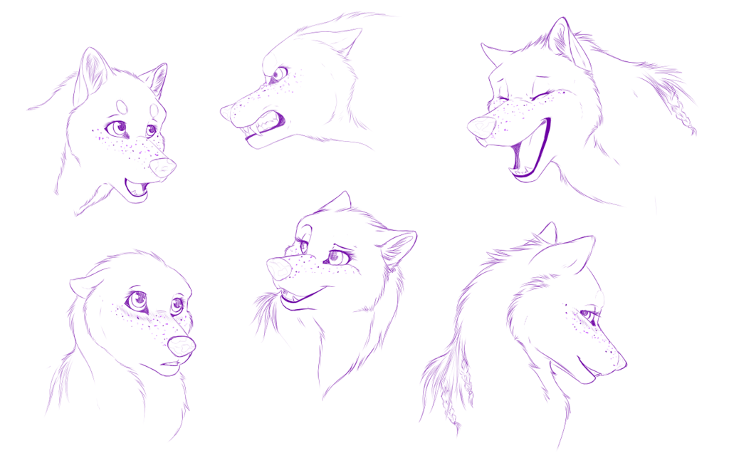 Most recent image: More expressions - Fayette