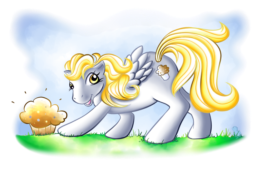 Derpy Hooves (Classic Style)