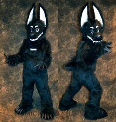 Goth Toy - Canine