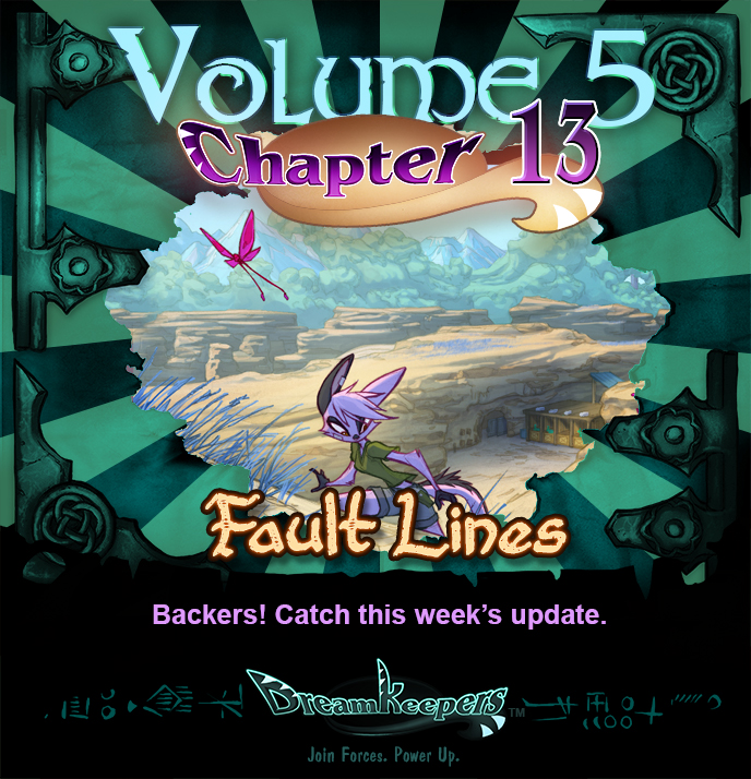 Volume 5 page 47 Update Announcement