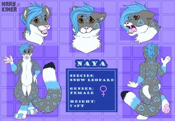 Naya Reference sheet!