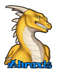 Abraxis Badge