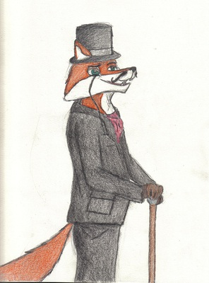 The Gentlemanly Fox