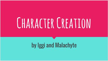 Furpoc: Character Creation Class