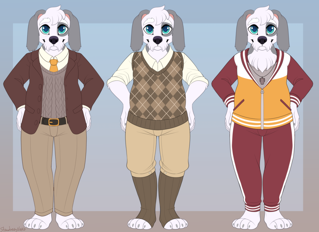 Overzen Clothing Commission