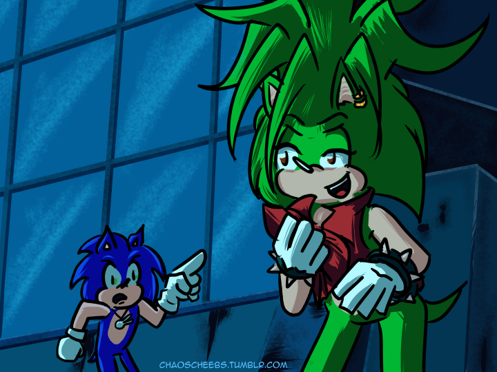 Sonic Underground -- It's Not What It Looks Like