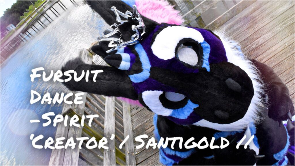 Fursuit Dance / Spirit / 'Creator' / Santigold //