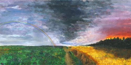 Road in the sky