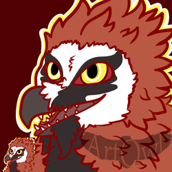 Muriat Icon Commission