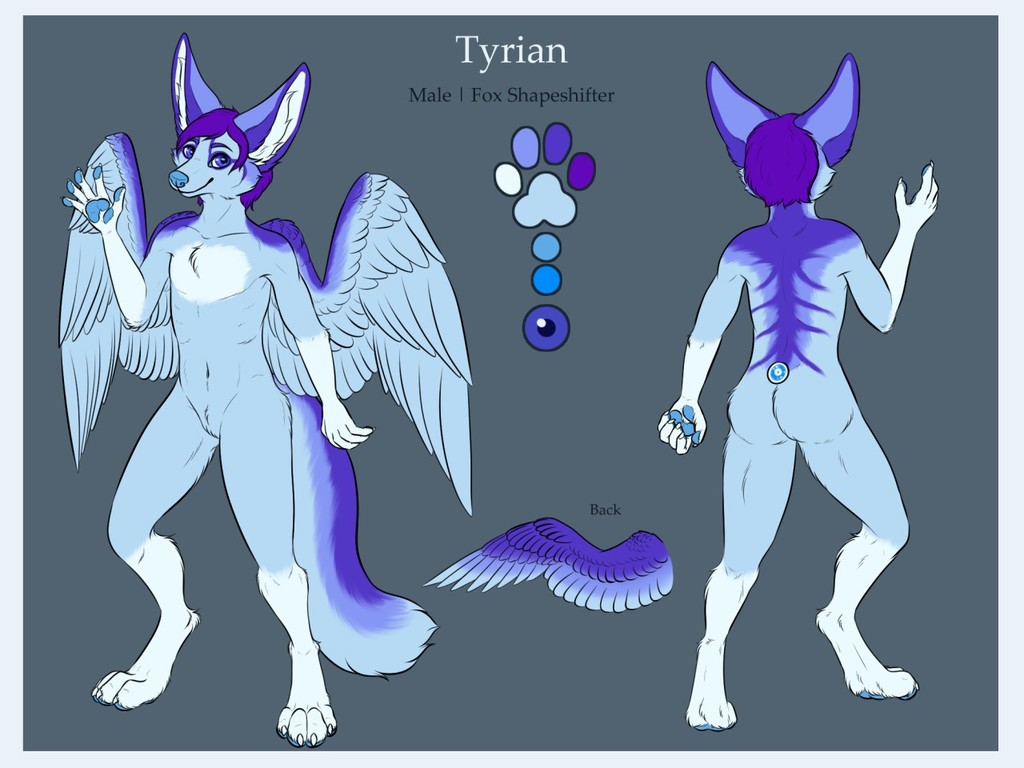 Tyrian Reference Sheet