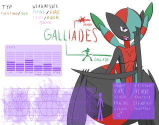 Galliades-Reference Sheet