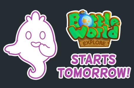 Join now - BW:E starts tomorrow!